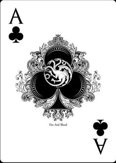 Playing Cards - Ace Of Clubs, Game Of Thrones Playing Cards by Paul Nojima, Time Void - playingcards, playingcardsart, playingcardsforsale, playingcardswithfriends, playingcardswiththefamily, playingcardswithfamily, playingcardsgame, playingcardscollection, playingcardstorage, playingcardset, playingcardsfreak, playingcardsproject, cardscollectors, cardscollector, playing_cards, playingcard, design, illustration, cardgame, game, cards, cardist