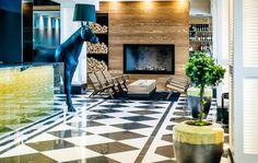 Hotel Lilla Roberts - Lobby
