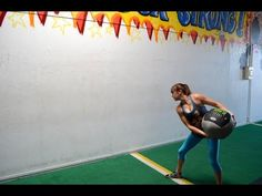 18 Med Ball Exercises - Medicine Ball Workouts - YouTube