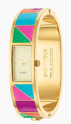 show your true colors! #katespade