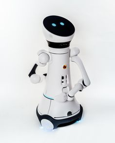 They're Coming: Care-O-Bot the Service Robot, Is More Agile, More Personable, And Flirtier Drones, Domestic Robots, Futuristic Robot, Best Projector, Phoenix Design, Humanoid Robot, Robot Arm, Robot Design, Red Dots
