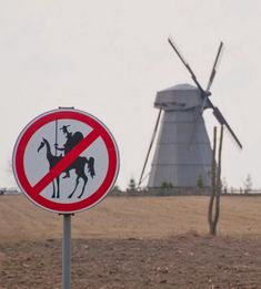 no Don Quixote allowed
