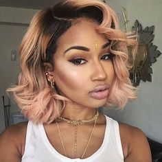 2016 Spring & Summer Haircut Ideas For Black & African Americans 19