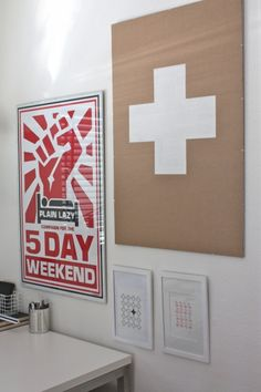 cross poster made by LangiusDesign
