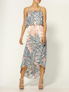 Maxi Dress for comfortable summer stylin' :-).