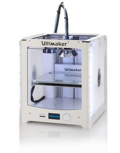 The Ultimaker 2, a new open source home 3D printer, has been almost completely redesigned