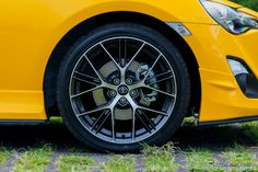 Photo Feature: Limited edition Toyota 86 in Sunrise Yellow | Responsejp (Automobile new model / new models )