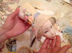 Кукольная мастерская ANNADAN: Работа...