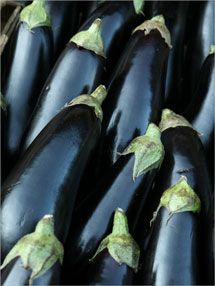 Selecting & Storing Eggplant