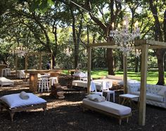 palette ottoman and day bed with white pillows Forest Wedding, Our Wedding, Outdoor Furniture Sets, Outdoor Decor, White Pillows, Fairy Lights, The Selection, Patio, Drinks