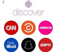 Snapchat, la generación que viene y la información. 19/06/16