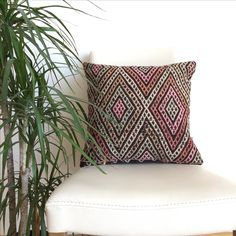 This lovely Turkish Vintage Kilim Cushion Cover is available at the site  Head over to our site to claim this beautiful Kilim pillow   #kilimpillow #cushion #pillow #couchpillow #handmade #vintage #christmasgifts