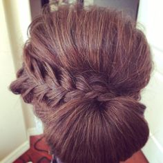 Beauty Therapy Hair Studio Braided hairstyle ! www.BeautyTherapyHairStudio.com