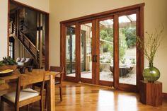 Pella 4 Panel Sliding Glass Door   Homeowners Enjoy Creating Basic  Illusions In Their Homes. Closet Doors Are Fantastic Pro