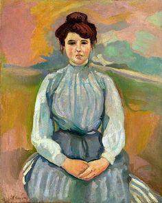 Jeune marseillaise, 1904–05