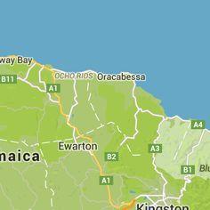 Visit Jamaica - Winnifred Beach