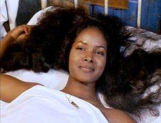 "Marpessa Dawn as Eurydice in 1959 flim ""Black Orpheus"" Dir. Brown Skin, Dark Skin, Black Girl Magic, Black Girls, Marpessa Dawn, Black Orpheus, Black Goddess, African American Hairstyles, Summer Vibes"