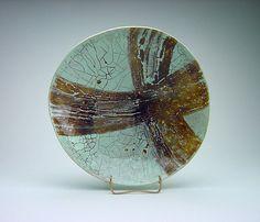 Jo Robinson (1932-) Curdled Glaze Bowl Fallon Nevada : Lot 10
