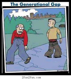 The generational gap #FunnyPictures