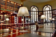 Bibliothèque Carnegie, Reims, champagne (France) Monuments, Reims Cathedral, Champagne France, Haute Marne, Carnegie Library, Library Art, Architecture Details, Art Deco Fashion, Art Nouveau