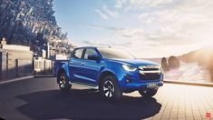 Isuzu D Max, Current Generation, Toyota Hilux, Pick Up, Pickup Trucks, Car Pictures, Engineering, Vehicles, Model