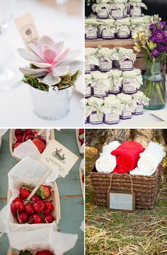 Top 10 Wedding Favors for 2013