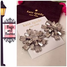 Arriving Soon: NWT• KATE SPADE Electric Garden Std Pics/Details/Pricing Pending kate spade Jewelry Earrings