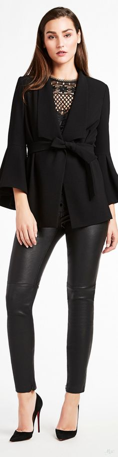 Buy Oasis Gina Slim Leg Trousers, Black from our Women's Trousers & Leggings range at John Lewis & Partners. Checked Trousers, Black Trousers, Spring Fashion Outfits, Autumn Fashion, Uggs, Plus Size Skinny Jeans, Liverpool Jeans, Jean Top, Vestidos