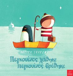 Lost and Found by Oliver Jeffers. Aussie families love Oliver Jeffers, so it was a real struggle to limit ourselves to just two of his book. Oliver Jeffers, Best Children Books, Books For Boys, Childrens Books, Toddler Books, Sam Mcbratney, Book Creator, Kindergarten Books, Children's Picture Books