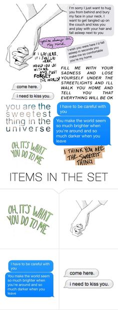 """""""I love you"""" by unicorn1233 ❤ liked on Polyvore featuring art"""