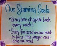 anchor charts that tie in with Daily 5