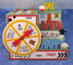 Vanessa's Paper Creations: BIG WISHES!