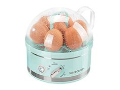 New Powerful Silvercrest Kitchen Tool Egg Cooker Auto power off when water boils--21.99 Small Kitchen Appliances, Kitchen Tools, Diet Recipes, Cooking Recipes, At Home Store, Health Diet, Cooker, Kitchen Design