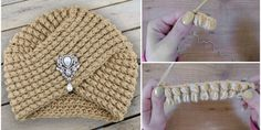 In today's tutorial we are going to have a little Asian culture exposure. We are going to learn to crochet a beautiful turban beanie. The tutorial are going to be shared using both knitting and crochet techniques. In actuality all you have to do is make a scarf like project and fold it in the… Read More Crochet Tutorial – Turban Beanie