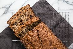 a little bit of butter, sugar, photography, & life Banana Oat Bread, Banana Oats, Maple Syrup Cake, Butternut Squash Bread, Breakfast Recipes, Dessert Recipes, Desserts, Best Holiday Cookies, Marinated Pork