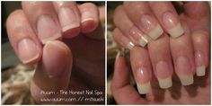 Here are some tips: 1. Soak your nails in warm milk. It strengthens and whitens nails, and makes the...