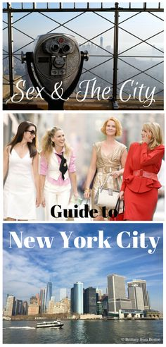 Sex & The City Guide to New York City // Brittany from Boston
