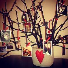 Dallarda aşk var!   #love #suprise #sürpriz #decoration #dekorasyon #süsleme #süs #home #ev #hediye #gift #fotoğraf #birthday #doğumünü #polaroid #card #sevgiliyehediye #sevgili