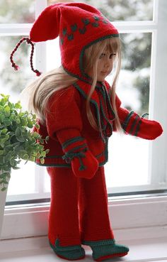 American Girl knitting patterns free | American girl doll patterns free