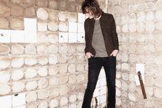 """Nudie Jeans 2014 Fall """"Dirty Realism"""" Lookbook"""