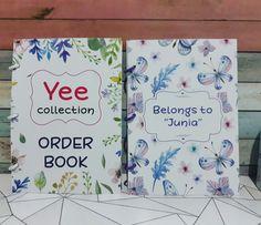 Order Book, Bullet Journal, Books, Libros, Book, Book Illustrations, Libri
