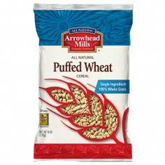 Where can i buy puffed wheat cereal