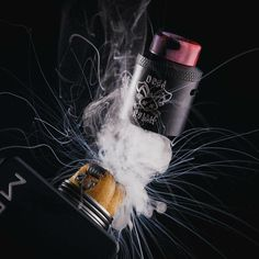 RDAs are known for their vapor/flavor production, but the Dead Rabbit Rabbit RDA takes flavor to a whole other level!! Couple that with a wallet-friendly price tag & this is a must-own atty for any mid-level to expert vaper!