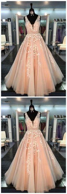 Charming Prom Dress,Applique Prom Dress,Illusion Prom Dress,Fashion