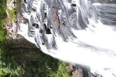 Cascata na Serra do Rio do Rastro - Bom Jardim da Serra/SC/Brazil