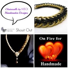 Handmade Artists Shout Out silver Lining