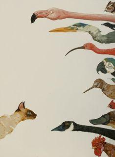 ilustración de Jenny Keith-Hughes
