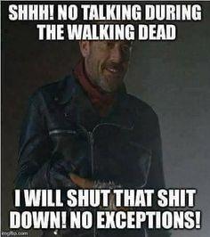 Walking Dead - Humor - No Exceptions