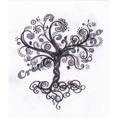 Family Tree Tattoo For Women Tatoo 20 Trendy Ideas Life Symbol Tattoo, Tree Of Life Symbol, 1 Tattoo, Symbol Tattoos, Name Tattoos, Get A Tattoo, Tatoos, Swirl Tattoo, Roots Tattoo
