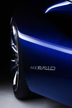 Lexus LF-LC Blue Opal Concept in Sydney